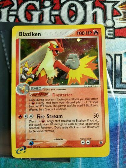 blaziken 3/109