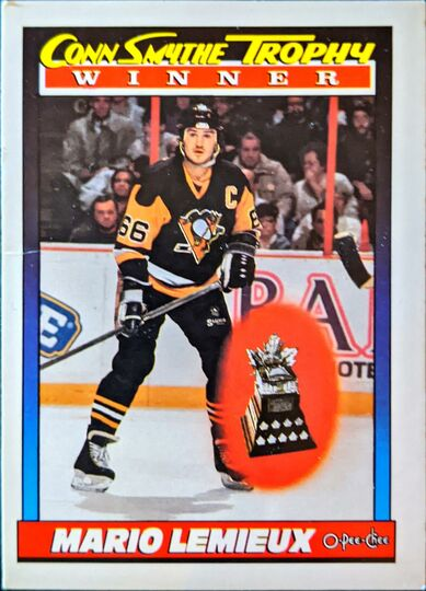 Hockey Cards Collection Image
