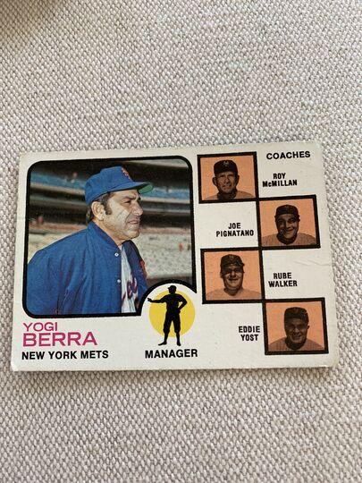 1973 topps card 257