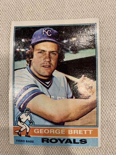 1976 topps baseball card 19