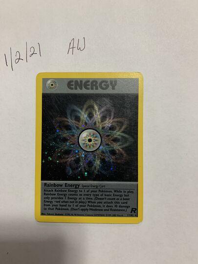 rainbow energy 17/82