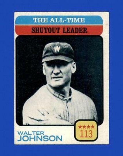 walter Johnson 476