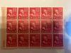 john adams stamp