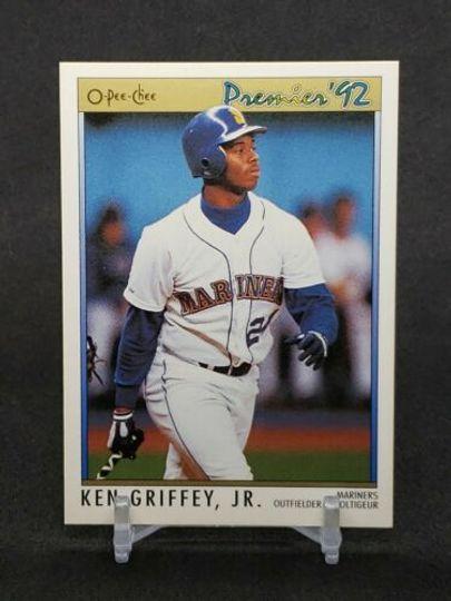 1992 o pee chee ken griffey jr 167