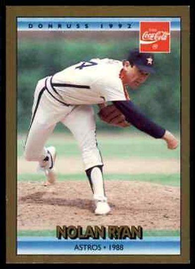 1992 Donruss Nolan Ryan #22