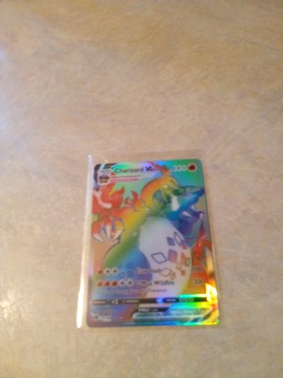 charizard Vmax 074/073 Collection Image