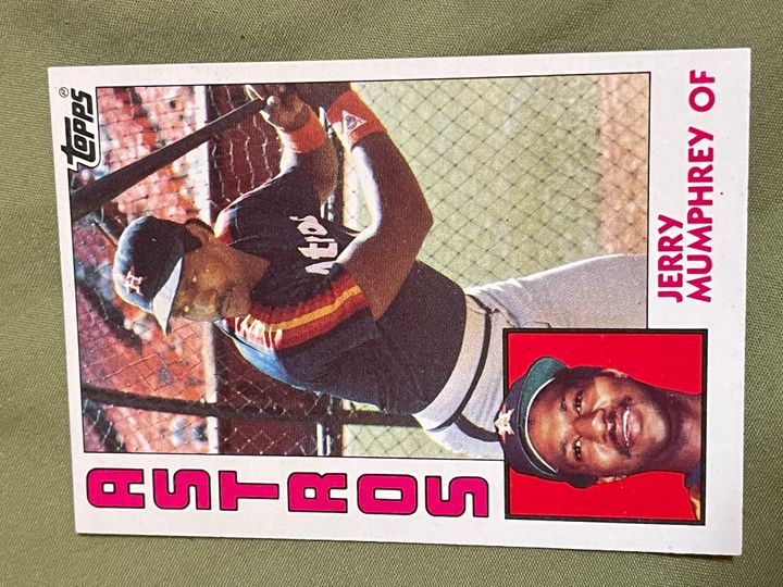 1984 Topps Base Collection Image