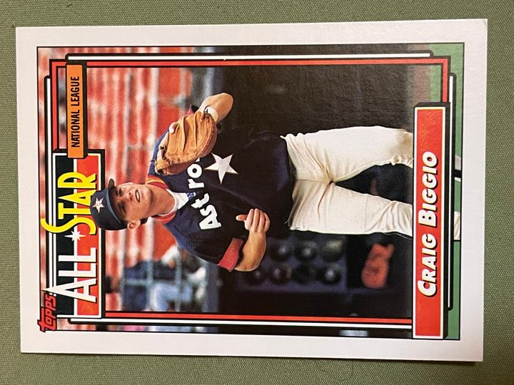 1992 Topps Base Collection Image