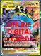 1X Naganadel & Guzzlord GX 158/236 Cosmic Eclipse Pokemon Online Digital Card