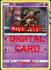 1x Mr. Mime 11/18 Pokemon Card TCG Detective Pikachu Online Digital Card