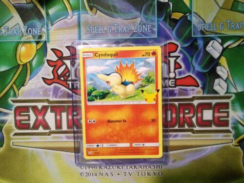 Pokemon: Cyndaquil 10/25 - Non Holo - Mcdonald's Promo 25th Anniversary - *M-NM