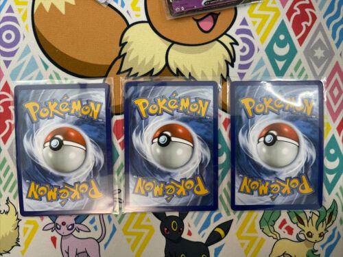 Pokemon Galarian Zapdos, Moltres, & Articuno V 080-097-058/198 Chilling Reign NM - Image 2