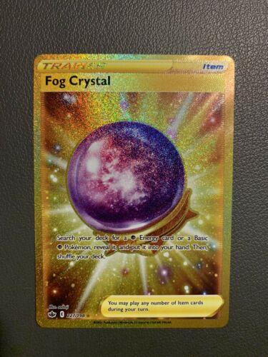 Fog Crystal 227/198 - Pokemon Chilling Reign - NM/M