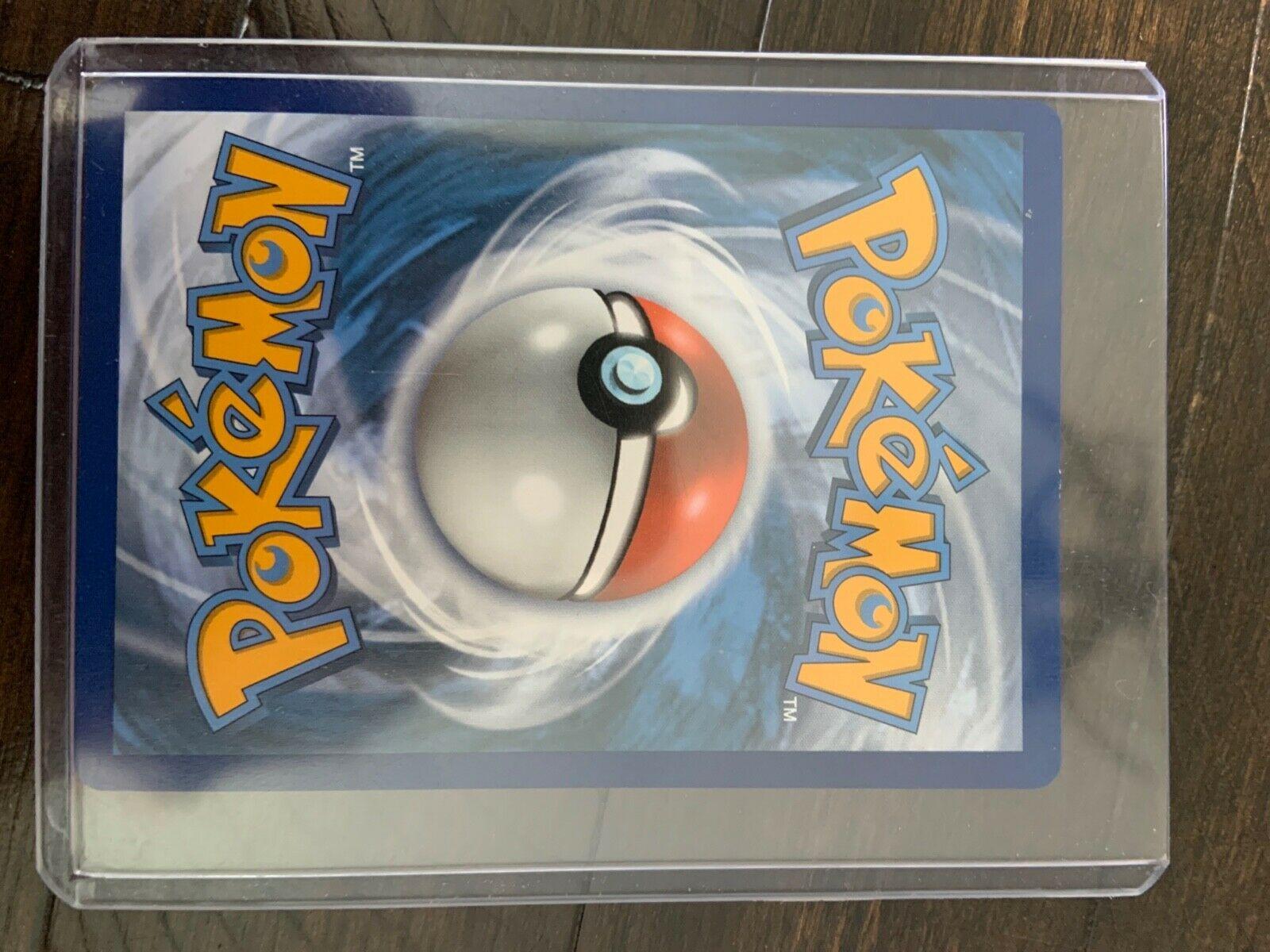Pokemon Chilling Reign Doctor 214/198 Rainbow Rare FRESH PULL - Image 2