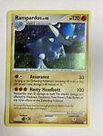 Rampardos 33/123 Holo Rare Mysterious Treasures Pokemon Card