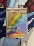 Single Strike Style Mustard 177/163 Pokemon TCG Battle Styles Rainbow Rare NM