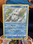 🌟Baby Shiny Galarian Darmanitan SV024/SV122 Pokémon Shining Fates-Fresh Minty🌟