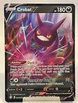 Crobat V 044/072 SWSH Shining Fates Ultra Rare Pokemon Card NM