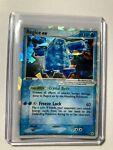 REGICE EX 97/101 - Holo Ultra Rare Hidden Legends - Pokémon Card