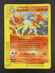Pokemon 2002 Expedition RAPIDASH Holo 26/165