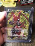Pokemon TCG SS Battle Styles 142/163 Kricketune V Full Art Rare Card