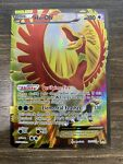 Ho-Oh EX 121/122 Pokémon TCG Full Art Ultra Rare BREAKpoint Near Mint