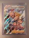 Rapid Strike Style Mustard - 162/163 - Ultra Rare Battle Styles Pokemon M-NM