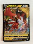 Tapu Koko V 050/163 Pokemon TCG Battle Styles Full Art Ultra Rare Near Mint