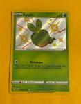 Pokemon Shining Fates Applin Shiny Holo Foil Rare SV012/SV122