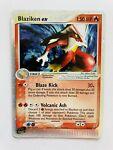 Pokemon EX Team Magma VS Team Aqua Ultra Rare Holo Blaziken ex #89/95 NM/LP