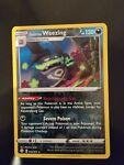Galarian Weezing 042/072 Regular Holo Rare NM-Pokemon Shining Fates Card