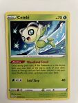 Pokémon CELEBI 003/072 Rare Shining Fates - Near Mint Condition + Bonus