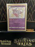 Hatterene SHINY SV056/SV122 Shining Fates Shiny Vault Holo Rare Pokemon Card