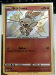 Pokemon Scorbunny - Shining Fates - SV015/SV122