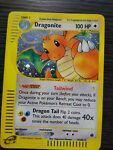 Dragonite - 9/165 - Holo Reverse Holo LP Expedition Near Mint