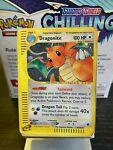 Dragonite 9/165 Holo Expedition English Pokemon No PSA graad Charizard shining- show original title