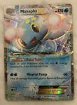 Manaphy EX 32/122 Ultra Rare Holo Pokemon XY Breakpoint MINT