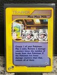 Moo-Moo Milk #155/165 - Expedition - Reverse Holo Pokemon Card - LP to NM
