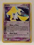 Pokémon TCG Jirachi EX Hidden Legends 8/101 Holo Holo Rare
