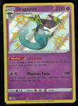 Pokemon SHINY DRAGAPULT SV062/SV122 Shining Fates RARE HOLO - MINT