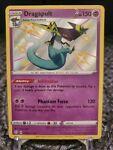 Pokémon TCG Dragapult Shining Fates SV062/SV122 Holo Shiny Holo Rare