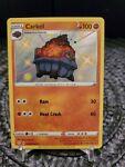 Pokémon TCG Carkol Shining Fates SV068/SV122 Holo Shiny Holo Rare