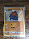 Shiny Carkol SV068/SV122 - Pokemon Shining Fates - Holo Rare Near Mint