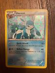 Glaceon BW90 Holo Rare Black Star Promo Pokemon Card