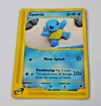 Pokemon Squirtle 131/165 Non-Holo Expedition- Played Condition LP-MP