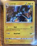 Luxray 033/072 Pokemon Shining Fates Rare Holo - NM