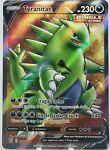 2021 Pokemon Card Battle Styles Tyranitar V Full Art 154/163 Mint Condition