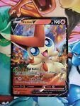 Victini V Ultra Rare - 021/163 Battle Styles - Pokemon TCG - Mint/NM