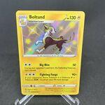 Boltund SV040/SV122 Shiny Holo Rare Shining Fates Pokemon Card