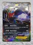 Darkrai EX 74/122 XY Breakpoint Ultra Rare Holo Pokemon Card NM